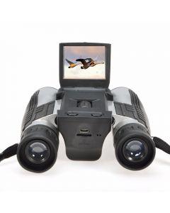 12x32 HD Binocular Telescope digital camera 5 MP d high quality
