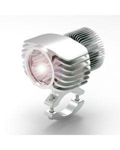 CNSUNNYLIGHT Motorcycle LED Headlight Spotlight 18W 2700Lm Super Bright White Moto Fog DRL Headlamp Driving Spot Lights