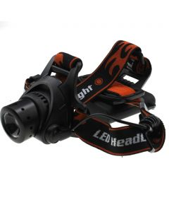 4 in 1 multifunctional lighting Headlamp 1* CREE XPE-R3 220-Lumen 3 Modes LED  Headlight (4*AA,Not include)