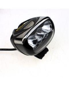 6 LED Bike Light 3000 Lumens 3 Mode LED Bicycle Light Headlight (Only Lamp Cap)