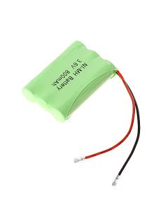 AAA 800mAh 3.6V NI-MH Rechargeable Battery (3-Pack)