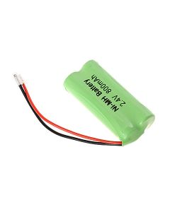AAA 800mAh 2.4V NI-MH Rechargeable Battery (2-Pack)