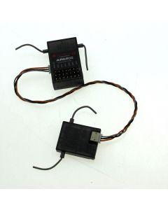 AR6200 2.4GHz 6 Channel Receiver for Spektrum DX6i JR DX7 DSM2