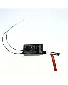 DSMX 2.4GHz 8 Channels F801 Receiver