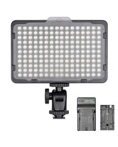 Neewer Photo Studio 176 LED 5600K Ultra Bright Dimmable for Canon Nikon Sony & Other DSLR