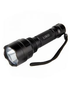 UltraFire C8 CREE XML T6 1000 Lumen 5-Mode LED Flashlight (1*18650)(Can be printed your logos for moq)