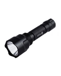 Ultrafire C8 Cree XM-L U3 1800-Lumen 5 Modes LED Flashlight (1 x 18650)