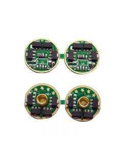 AMC 7135*8  2800mAh 1-Mode Circuit Board For SSC P7/MUC/SST-50/XM-L2 T6