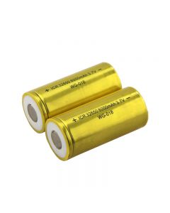 IRC 32650 6000mAh 3.7V Li-ion Battery (2-pack)