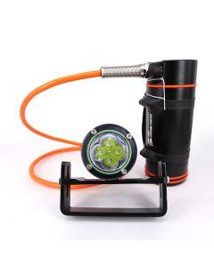 ARCHON DH40-II WH46-II 4*CREE XM-L2 U2 LED Max 4800 Lumens 4 Modes Diving Light