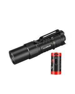 2018 Klarus XT1C CREE XP-L HD V6 LED 1000 lumens TAC led flashlight