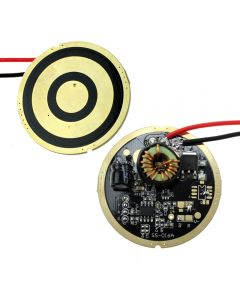 5A 3 Modes 3.6~4.2V  High PerformanceConstant current LED Flashlight Circuit Board For SkyRay king(1pc)