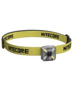 Nitecore NU05 Kit USB Rechargeable 35 Lumens LED Headlamp