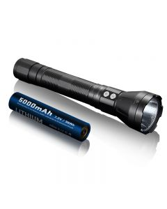 JETBeam SSR50 Cree XHP70.2 1C LED throw distance 483m Rechargeable LED Flashlight