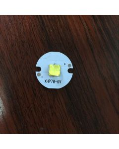 25mm Copper PCB High Power Cree XHP70 & XHP70.2 White 6500K LED Emitter(1 pc)