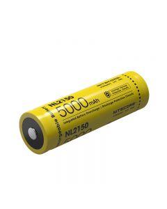 Nitecore NL2150 21700 3.6V 5000mAh  Li-ion Rechargeable Battery 18Wh Battery