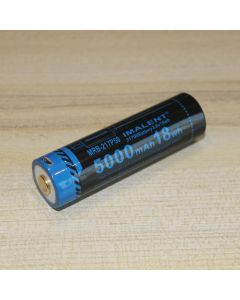 Imalent MRB 217P50 5000 mAh 21700 3.6V High performance USB rechargeabie battery