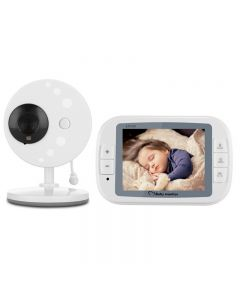 Wireless Video Baby Monitor 3.5inch Baby Monitor Baby Camera Nanny Security sp851 Night Vision Camera Video Monitoring