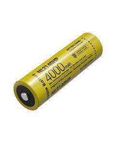 Nitecore NL2140HP IMR 21700 li-ion battery High Performance Li-ion Battery