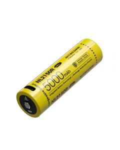 Nitecore 5A 5000mAh Usb Typs-C Rechargeable  li-ion battery NL2150R 21700 battery