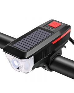 New energy-saving and environmentally friendly sports strong and durable solar loudspeaker light