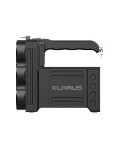 Klarus RS80GT 10000-Lumen Cree XHP70.2 LED High Power Rechargeable Flashlight
