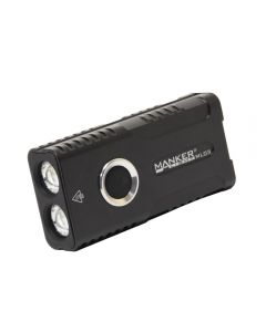 Manker ML03 Dual LED USB Type-C Rechargeable EDC Flashlight Built-in Battery Powered Torch