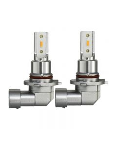 2Pcs H11 H8 LED Car Fog Light Bulbs H9 H16 9005 9006 2400Lm 6000K White 1900K Amber 8000K Blue Auto DRL Foglamp