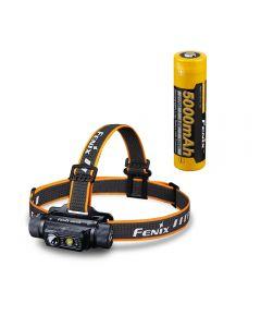 Fenix HM70R Triple Light Source Rechargeable 21700 Powered Headlamp